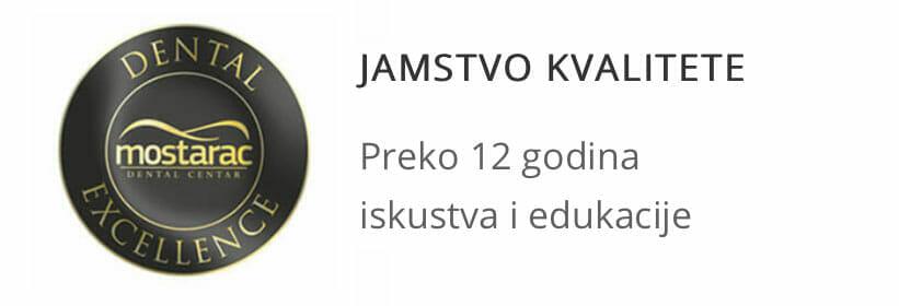 JAMSTVO KVALITETE